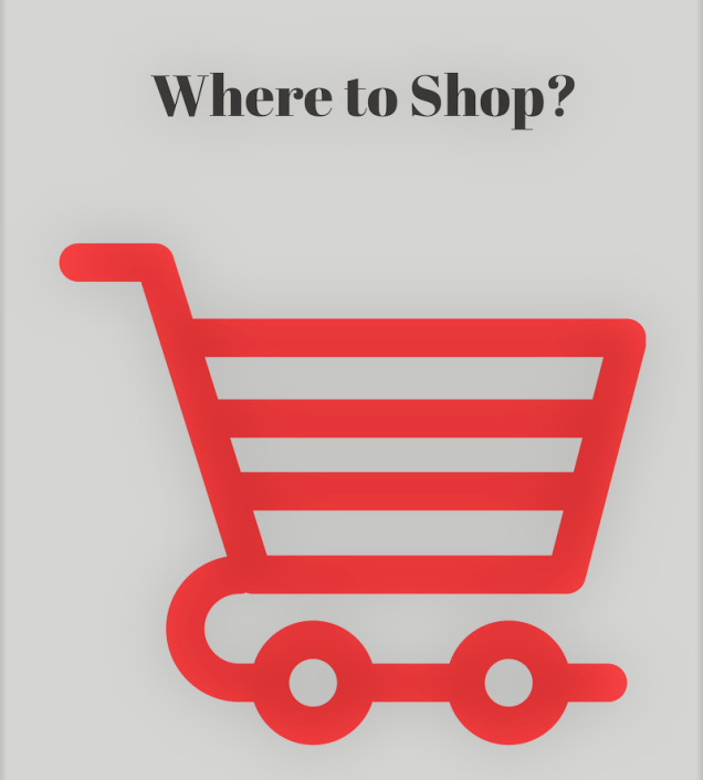 Where to Shop-